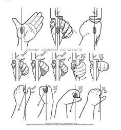 Bow Hand