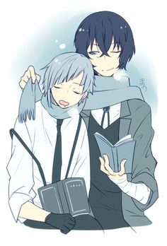 Atsushi et Dazai