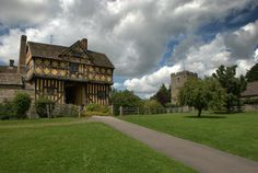 STOKESAY CASTLE by chris .p on Flickr