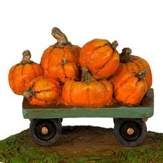 A-43 Pumpkins Aplenty – Fall Festival Plenty of pumpkins for choosing the perfect one for carving!  1″ x 1.875″ Limited from Oct 2017 to Oct 1, 2018.