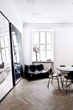 A classic but modern apartment   Daily Dream Decor   Bloglovin'