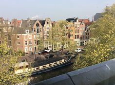 House with a view, Prinsengracht