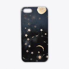 Constellations Phone Cover ($42) ❤ liked on Polyvore featuring accessories, tech accessories, phone cases, tech, fillers, phone and phone covers