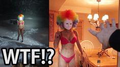 Crazy Killer Clown Sightings - All The Best Killer Crazy Clown Sightings...