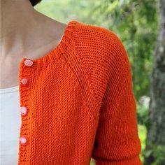 Ravelry: Mardi Cardi by Anna & Heidi Pickles - free knitting pattern.