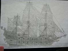 The Flying Dutchman   The Flying Dutchman by PirateoftheCaribbean on deviantART