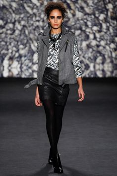 Nicole Miller | Fall 2014 Ready-to-Wear Collection | Style.com