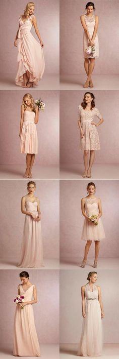 La robe de demoiselle d'honneur - choisir la meilleur!