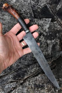 Contemporary Makers: Ian Pratt Knife