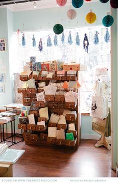 Greenwich Letterpress {Shop Tour & Giveaway}   The Pretty Blog