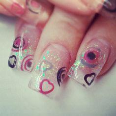 Glass Nails by Tara