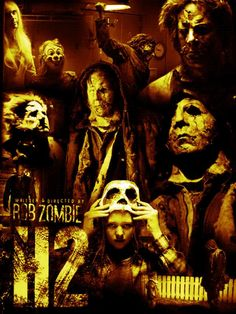 rob zombies halloween 2 - Halloween Movie By Rob Zombie