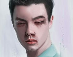 """Check out new work on my @Behance portfolio: """"Asian"""" http://be.net/gallery/54110211/Asian"""