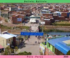Confini amministrativi - Riigipiirid - Political borders - 国境 - 边界: 2010 BO-PE Boliivia-Peruu Bolivia-Perù