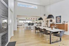 Post: Toque de color en una cocina blanca --> accesorios cocina, cocina blanca, cocina con color, cocina nórdica, flowerpot lampara, lampara cocina, lampara de techo, textiles cocina, design lamps, scandinavian style