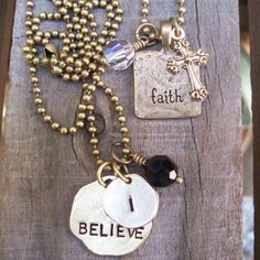 So many ways to create what speaks to your heart.  What will your say? https://christinastockton.jewelkade.com/Home