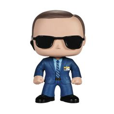 Funko Pop! Vinyl: Marvel's Agents of S.H.I.E.L.D. - Agent Coulson. £16.99