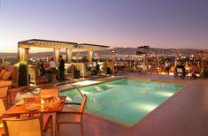 Situé dans le coeur de Los Angeles, le Kimpton Wilshire Hotel est une adresse moderne. Entrez dans ce lieu californien.