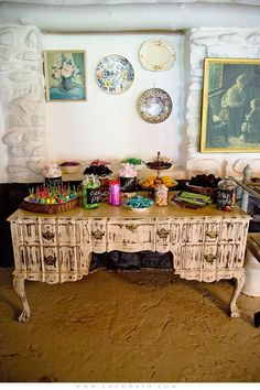 Sweets table 2