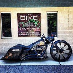 Harley Davidson Sic Bagger