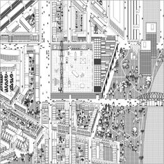REPRESENTATION IDEAS NHM is a museum without a permanent collection. This condition needs to be understood as an opportunity, not as a want. A Museum without a permanent collection is something intimat. Architecture Mapping, Architecture Graphics, Architecture Drawings, Architecture Plan, City Puzzle, Sectional Perspective, Axonometric Drawing, Bartlett School Of Architecture, Presentation Layout