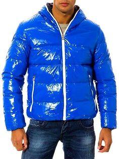 Pink Raincoat, Hooded Raincoat, Hooded Jacket, Puffer Jackets, Winter Jackets, Bomber Jackets, Nylons, Cute Guys, Cool Things To Buy