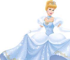 Princess Cinderella PNG by biljanatodorovic.deviantart.com