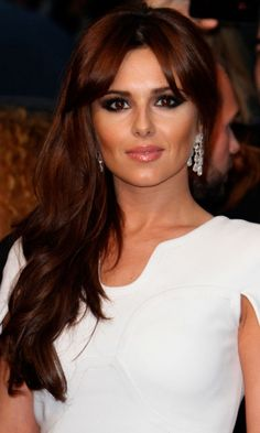 Cheryl Cole Flaunts Her Long Tresses At Cannes Film Festival, 2012