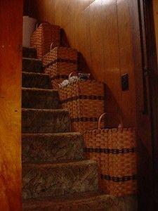 Decoration Stair Step Basket