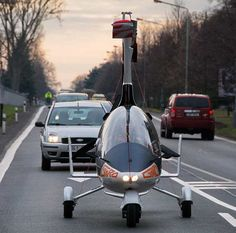GyroDrive is world first road-certified flying car (2)