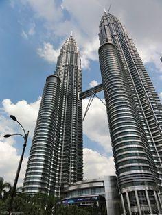 Traffic and Tastes of Kuala Lumpur Photo Essay, Kuala Lumpur, Skyscraper, Bucket, Travel, Skyscrapers, Viajes, Destinations, Traveling