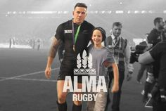 SBW gives to a kiwi boy his Gold Medal - ALMA da Copa