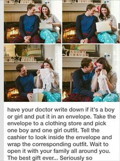 Awesome gender reveal