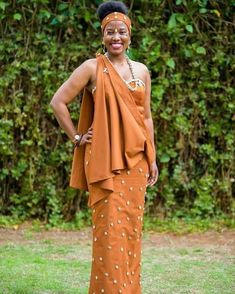Kikuyu attire adornment For custom making contact us 0702376767 African Bridal Dress, African Print Wedding Dress, African Wedding Attire, African Lace Dresses, Latest African Fashion Dresses, African Print Fashion, Women's Fashion Dresses, African Fashion Traditional, African Traditional Wedding