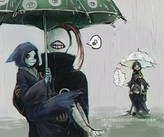 Eto & Noro Tokyo Ghoul