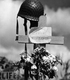 He Died for France.  Robert Capa