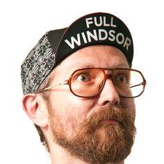 Full Windsor Curious vehicle cycling cap