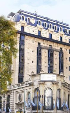 Plaza Hotel Buenos Aires - Room Reservations -
