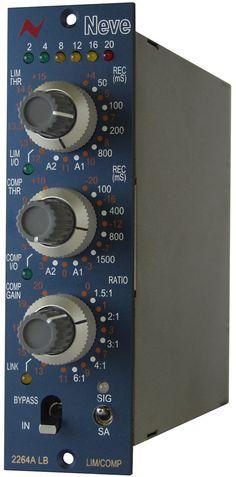 Neve 2264ALB 500 Series Compressor/Limiter