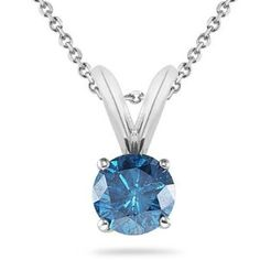 Blue Diamond Jewelry. simple, but the 2 wings fihishes it for me :)