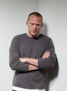 "Paul Bettany, in my favorite kind of ""guy outfit""."
