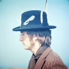 "anneyhall:  "" John Lennon, 1968.  """
