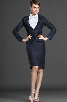 eDressit 2012 New Fabulous Two Pieces Mother of the Bride Dress  Your Price: USD $126.73