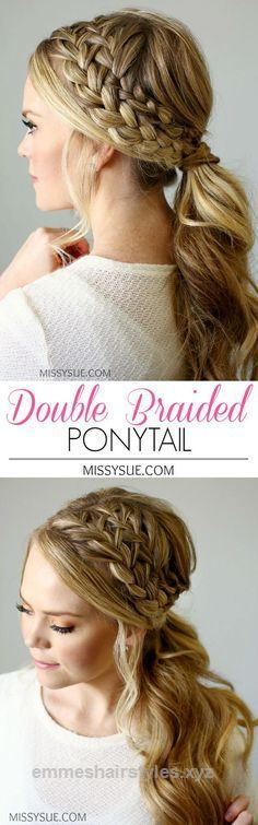 Awesome Every girl loves braid hairstyles. Braided hairs look so charming and fabulous and can be styled with any outfits for every season and any occasion. The braided hairstyle is an easy yet  ..