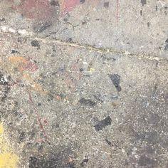 <For best experience see my feed. #oakland #domestudio #studio #artgallery #gallery #galleryfloor #floorart  #urban #urbanart #urbanarcheology #artaccidently #museumfloor #museum #hardscape  #modern #modernist #accidentalart #abstractart #abstract #art #lookdown #unintentionalart #unexpectedart  #minimalist #minimal #voulkos #thedomestudiogroup