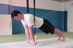 3 Rings Workouts to Help You Cycle Your Goals - GMB Fitness Skills