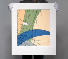 Jasná vec Screen Printing, Abstract, Prints, Artwork, Work Of Art, Silk Screen Printing, Screenprinting