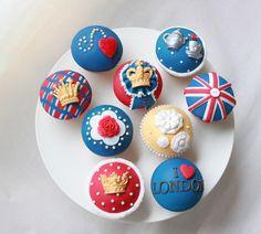 Jubilee Cupcakes (Layla Pegado Cakes)