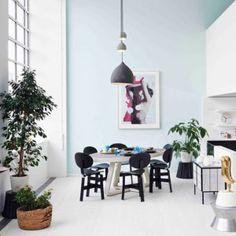 19 Greek Street fits out show apartment  at Saint Martin's Lofts