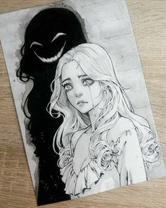 Trauriges Mädchen ᵁᴺᴬᴾᴼᴸᴼᴳᴱᵀᴵᶜ ᴰᴱᴱ - - Best Of Top List 2019 Art And Illustration, Sad Drawings, Drawing Sketches, Drawing Tips, People Drawings, Drawings Of Girls, Pencil Drawings Tumblr, Best Anime Drawings, Sketches Of People